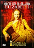 Elizabeth - movie DVD cover picture