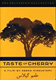 Taste of Cherry - Criterion Collection - movie DVD cover picture