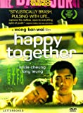 Happy Together - movie DVD cover picture