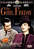 His Girl Friday - movie DVD cover picture