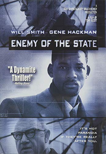 Enemy of the State / Враг государства (1998)