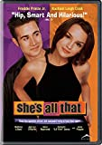 She's All That - movie DVD cover picture