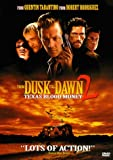 From Dusk Till Dawn 2: Texas Blood Money - movie DVD cover picture