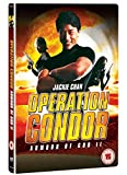 Operation Condor 2: The Armour of the Gods - movie DVD cover picture