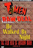 The Film Noir of Anthony Mann: T-Men/Raw Deal - movie DVD cover picture