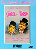 Lost Films of Laurel & Hardy Vol 03 - movie DVD cover picture