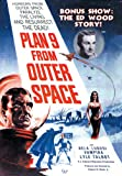 Plan 9 from Outer Space - movie DVD cover picture