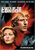 Three Days of the Condor - movie DVD cover picture
