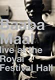 Baaba Maal - Live at Royal Festival Hall - movie DVD cover picture