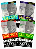 Tae-Bo Workout (4 Pack), cheap books, booklist, quick books, best selling, music books, world books