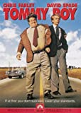 Tommy Boy - movie DVD cover picture