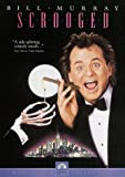 Scrooged - movie DVD cover picture