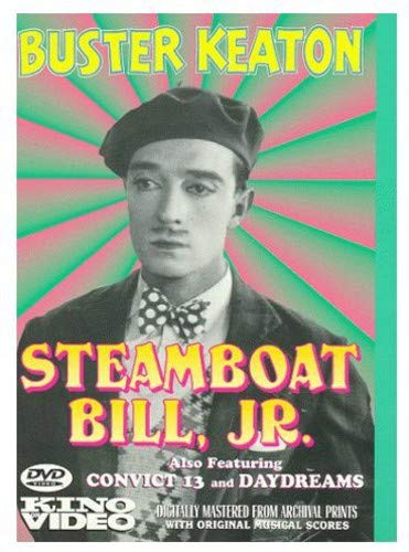 Steamboat Bill, Jr / Пассажир (1928)