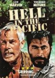 Hell in the Pacific - movie DVD cover picture