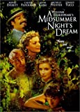 A Midsummer Night's Dream - movie DVD cover picture