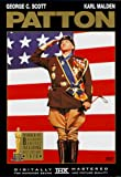 Patton - movie DVD cover picture