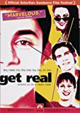 Get Real - movie DVD cover picture