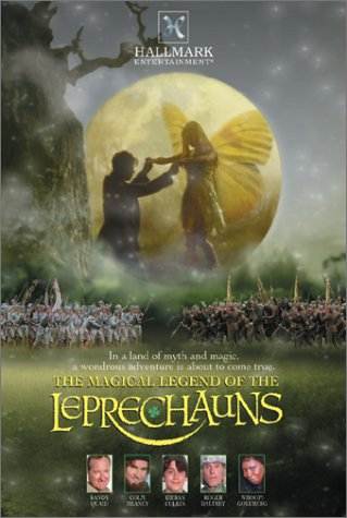 The Magical Legend of the Leprechauns / Страна фей (1999)