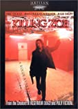 Killing Zoe - movie DVD cover picture