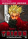 Trigun Vol. 1 - The 60 Billion Dollar Man - movie DVD cover picture