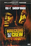 The Wrecking Crew - movie DVD cover picture