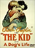 The Kid / A Dog's Life - movie DVD cover picture
