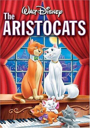 Aristocats, The / Коты - Аристократы (1970)