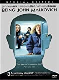 Being John Malkovich - movie DVD cover picture