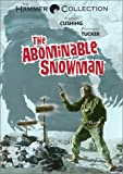 The Abominable Snowman - movie DVD cover picture