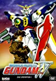 Mobile Suit Gundam Wing - Operation 1 - movie DVD cover picture