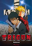 Trigun Vol. 3 - Wolfwood - movie DVD cover picture