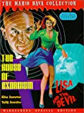 The House of Exorcism/Lisa and the Devil - movie DVD cover picture