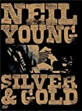 Neil Young - Silver & Gold - movie DVD cover picture