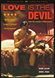 Love is the Devil: Study for a Portrait of Francis Bacon - movie DVD cover picture