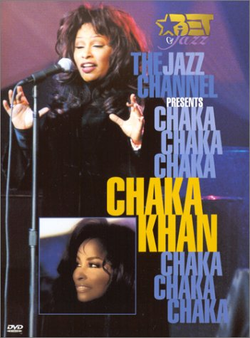 Chaka Khan-'B.E.T. On Jazz' DVD