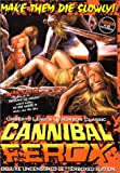 Cannibal Ferox (A.K.A. Make Them Die Slowly) - movie DVD cover picture