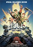 G.I. Joe: The Movie - movie DVD cover picture