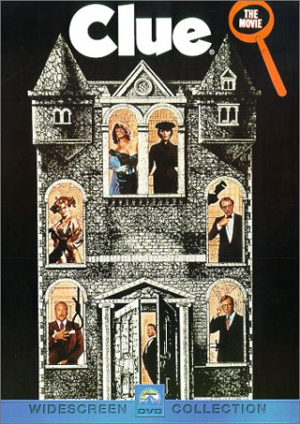Clue: The Movie cover