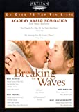 Breaking the Waves - movie DVD cover picture