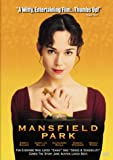 Mansfield Park - movie DVD cover picture