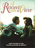 A Room With A View - movie DVD cover picture