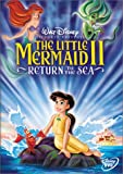 The Little Mermaid II - Return to the Sea - movie DVD cover picture