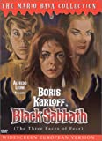 Black Sabbath - movie DVD cover picture