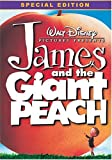 James and the Giant Peach (Special Edition) - movie DVD cover picture