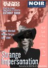 Strange Impersonation - movie DVD cover picture