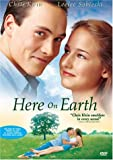 Here On Earth - movie DVD cover picture