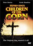 Children of the Corn - movie DVD cover picture