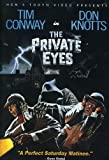 The Private Eyes - movie DVD cover picture