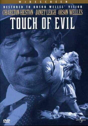 TOUCH OF EVIL - PURE EVIL by William C. Martell