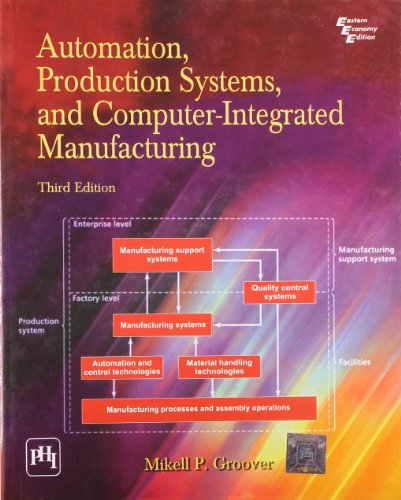 AUTOMATION PRODUCTION SYSTEMS & COMPUTER,3ED,(*)